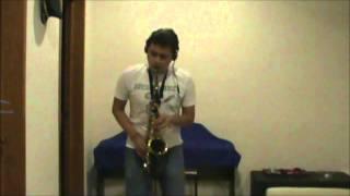 Martin Valverde- Nadie te ama como yo - Sax alto