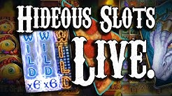 Online Slots: Hideous Live Stream Highlights!
