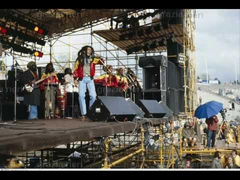 Bob Marley and The Wailers Rastaman live up