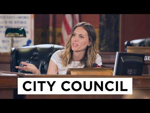 Columbus City Council Meeting, May 21, 2018