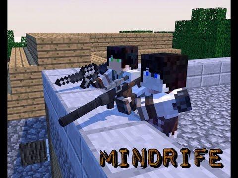 Minecraft голодные игры с оружиями #2