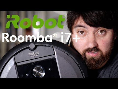 iRobot Roomba i7+  con CLEAN BASE *BASE LIMPIADORA* UNBOXING e IMPRESIONES FINALES  en ESPAÑOL