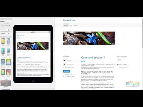 Tuto : Installer Un Template Responsive Web Design Pour Joomla 3.8.x  [Gratuit] [Débutant]