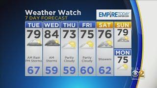CBS 2 Weather Watch (11AM, June 4, 2019)