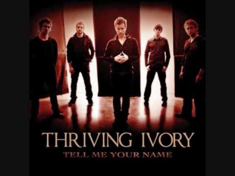 Клип Thriving Ivory - Kiss the Rain