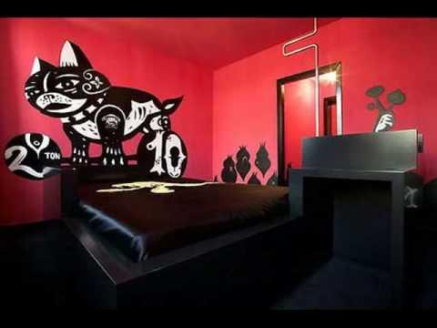 Pintura mural para habitaciones infantiles y juveniles for Mural para habitacion