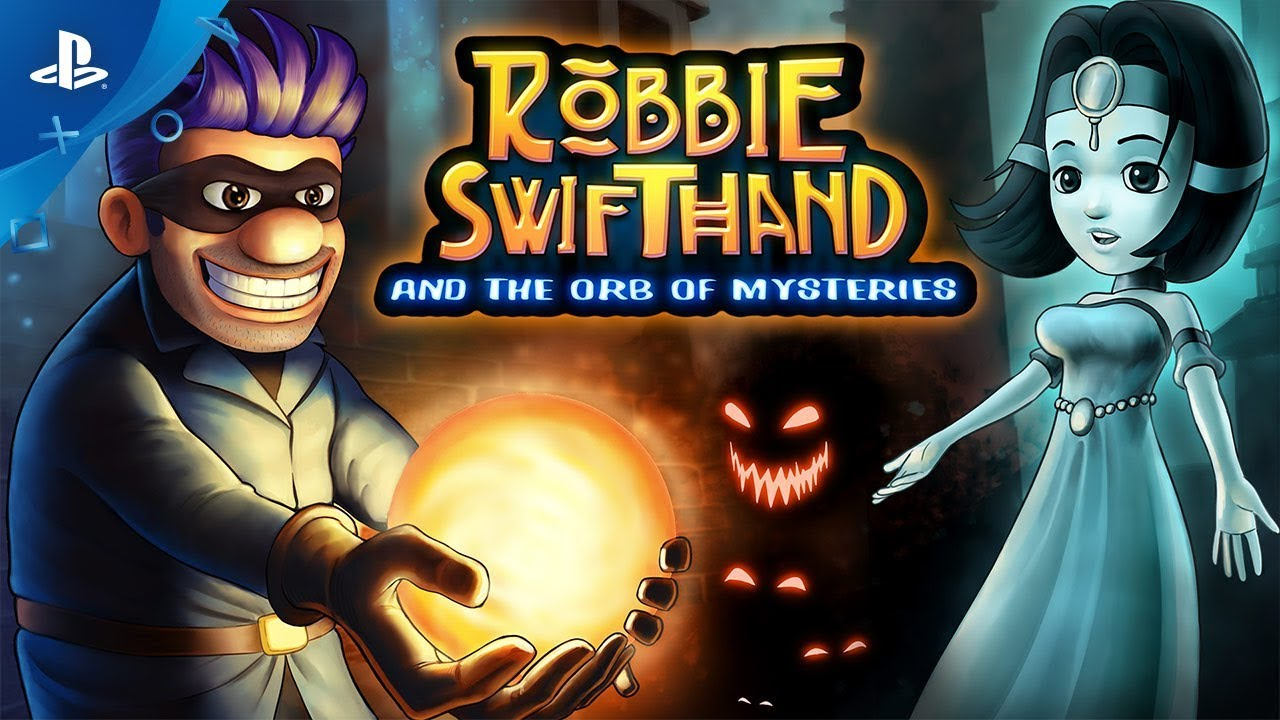 Robbie Swifthand - Gameplay Trailer | PS4