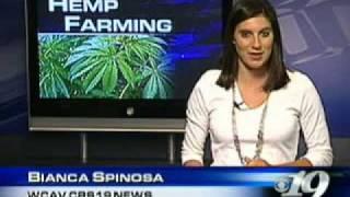 WCAV - Charlottesville Mayor: Hemp Farming Should Be Legal in Virginia