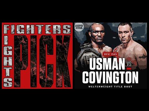 Diggin' Deep on UFC 245: Usman vs. Covington - Main card preview