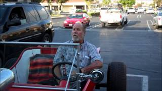 "Talking with Two Hot Rod owners from ""The Wrenchers"" in Hemet, California"