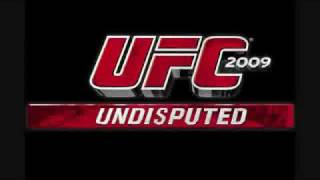 ufc 2009 undisputed soundtrack undead song