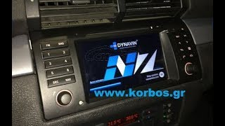 Dynavin N7-E53 για BMW X5 E53 (Mod.1999-2006) www.korbos.gr