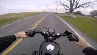 2015 Harley Davidson Sportster Forty Eight