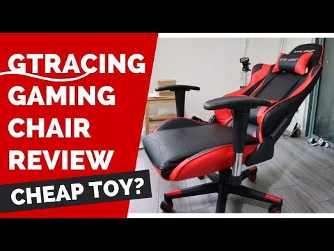 Gtracing Gaming Chair Honest Review (Watch This Before You Buy)