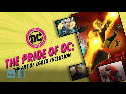 DC in DC Panel: The Pride of DC | CW Seed