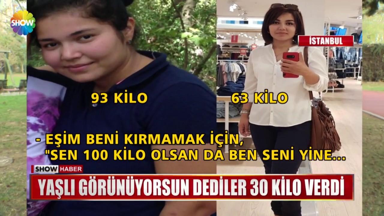 10 Ayda 70 Kilo Verdim