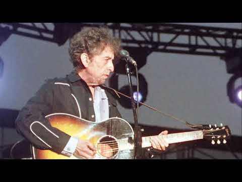 Bob Dylan - Girl From North Country (Live)