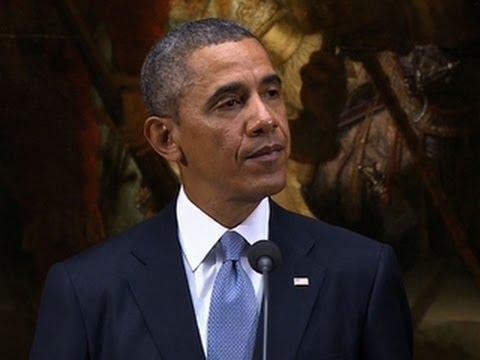 President in Europe: Putin, Ukraine overshadows nuclear summit