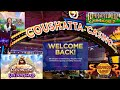 BACK AT COUSHATTA CASINO! MAJOR WIN! - YouTube
