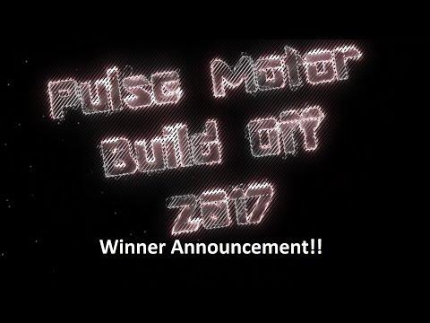 Pulse Motor Build Off  2017 Winner Announcement!