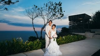 Gung Arya Films // Olivia+Liem Kheng Hauw [Movie Cinematic Wedding Trailer] at Alila Uluwatu