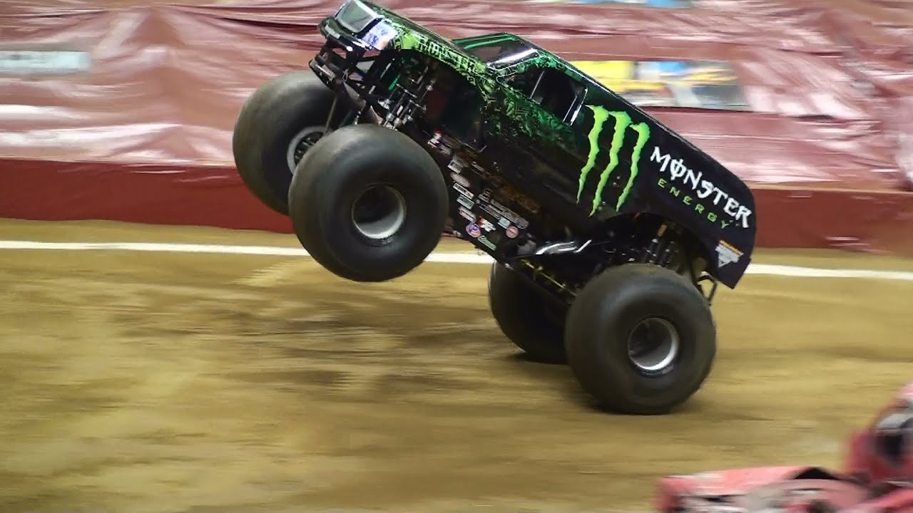 monster energy freestyle monster jam philly 2013 youtube. Black Bedroom Furniture Sets. Home Design Ideas