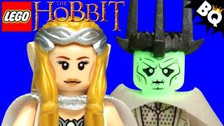 Lego Hobbit Witch King Battle 79015 Battle Of The Five Armies Build & Review