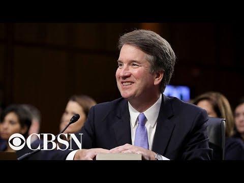 Senate reviews report from FBI's Brett Kavanaugh investigation; Interviews and analysis Mp3