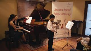 Russian Sound Music Academy in Hong Kong presents: Music Box, concert 1