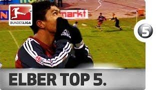 Giovane Elber - Top 5 Goals