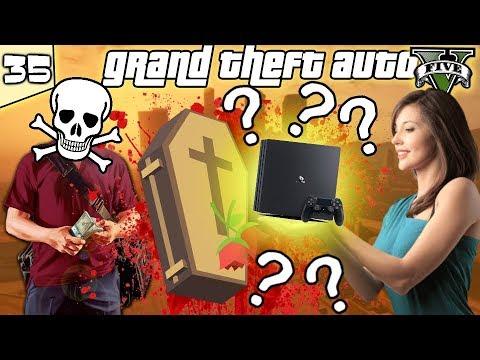 Wie krijgt eigenlijk mijn Playstation als ik overlijd? - Grand Theft Auto V (GTA5) #35 thumbnail