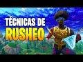 Técnicas de RUSHEO en FORTNITE (Guía)