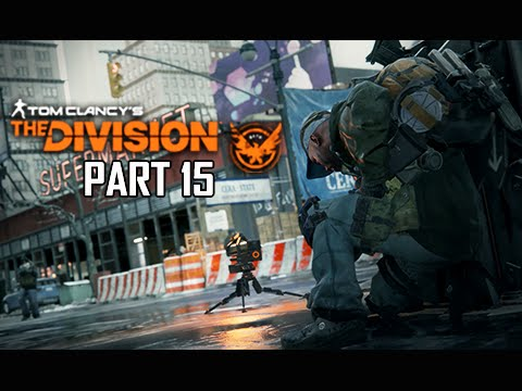 The Division Walkthrough Part 15 - General Assembly (Full Game)