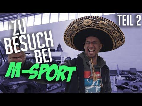 JP Performance - Zu Besuch bei M-Sport   Teil 2