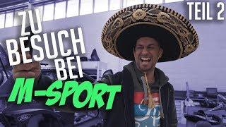 JP Performance - Zu Besuch bei M-Sport | Teil 2