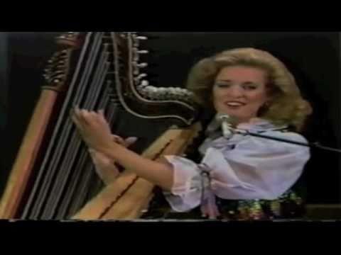 Sharlene Wells Hawkes Miss America tocando el Arpa 1985 YouTube