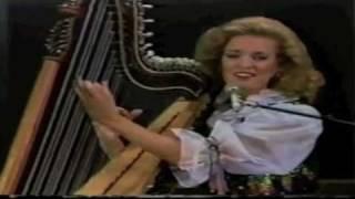 Miss America tocando el Arpa 1985