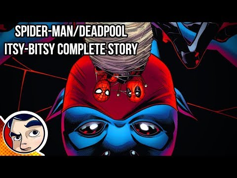 "Deadpool & Spider-Man ""Isty Bitsy Clone"""