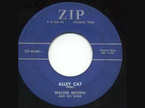 Walter Brown, Alley Cat