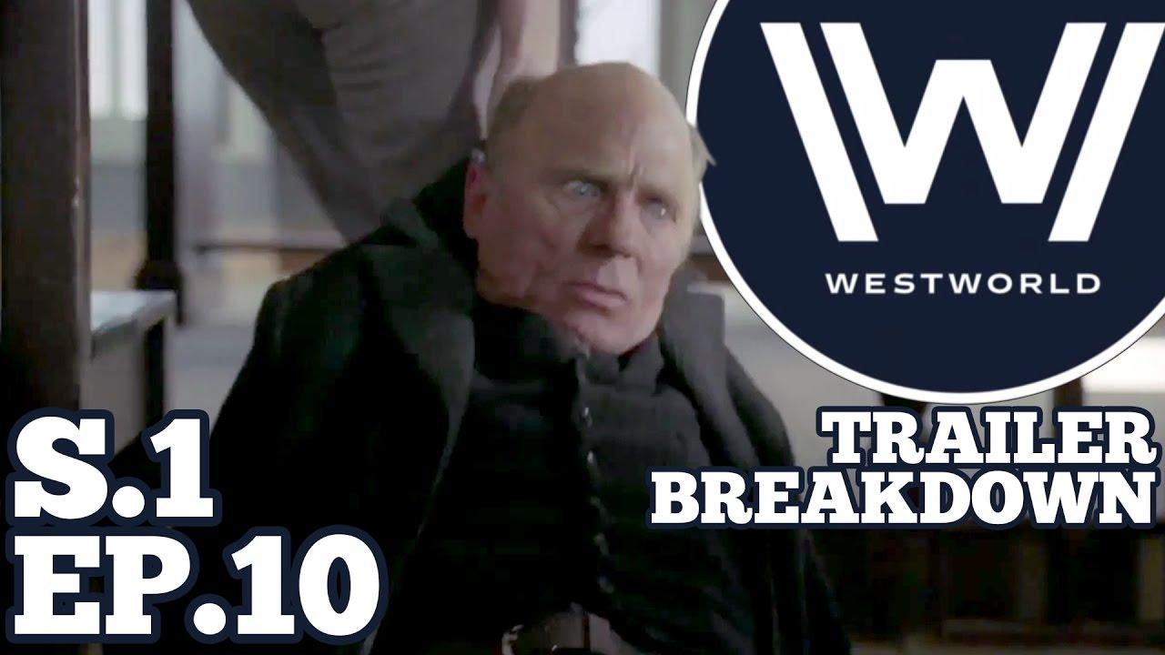 "Download [Westworld] Season 1 Episode 10 Trailer Breakdown | Predictions ""The Bicameral Mind"""