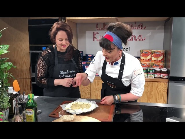 Gotowanie w Akademii Kulinarnej Whirlpool – Cristina Catese & Ula