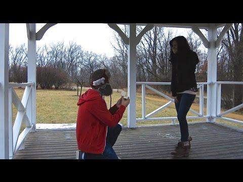 Surprise Engagement Proposal in Iowa: December 13-15 2014