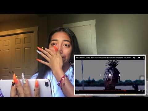 Xxxtentacion Jocelyn Flores Backwards (REACTION) | YANIXIARUTINEL