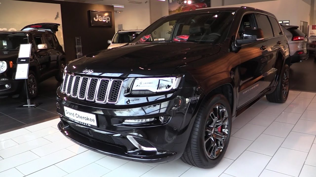 Jeep Grand Cherokee SRT 2017 In Depth Review Interior ...