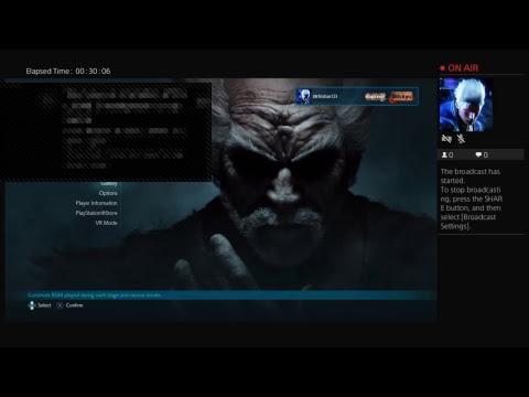Tekken 7 Launch Broadcast with MrTristian123