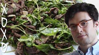 How To Make Flank Steak Salad Like Timo Andres