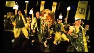 Kolkata Knight Riders (KKR) - IPL 2012 Anthem Theme song - Korbo Lorbo Jitbo Re.