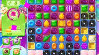 Candy Crush Jelly Saga Level 1045