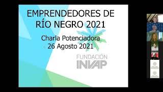 ERN2021: Charla Potenciadora Fundación INVAP - Innovación