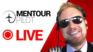 Aviation Live-stream! Ask your questions to Mentour